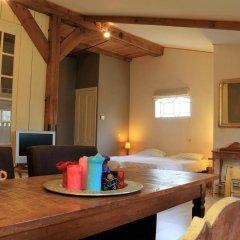 Отель Hogerlust Bed & Breakfast Нидерланды, Абкауде - отзывы, цены и фото номеров - забронировать отель Hogerlust Bed & Breakfast онлайн комната для гостей фото 2