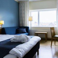 Отель Scandic Aalborg City 4* Стандартный номер с различными типами кроватей фото 4