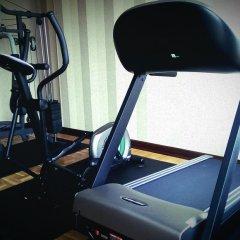 Отель Аиф Палас фитнесс-зал фото 3