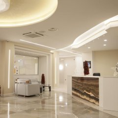 Hotel Ristorante Europa Солофра интерьер отеля