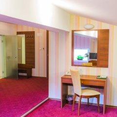 SPA Hotel Borova Gora 4* Люкс повышенной комфортности с различными типами кроватей фото 12