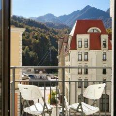 Апартаменты VALSET от AZIMUT Роза Хутор Апартаменты с двуспальной кроватью фото 3