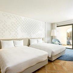 Отель Hilton Malta 5* Номер Делюкс с 2 отдельными кроватями фото 8
