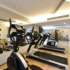 Отель Holiday Inn Shanghai Hongqiao Central фитнесс-зал фото 2