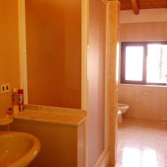 Отель Beb Eclissi Фонтане-Бьянке ванная