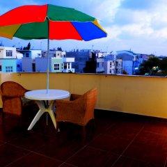 Hotel Blue Paradise балкон