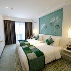 Lantana Hoi An Boutique Hotel & Spa 4* Улучшенный номер с различными типами кроватей фото 6