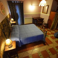 Отель B&B Giucalem - La Casa Negli Orti Стандартный номер фото 14