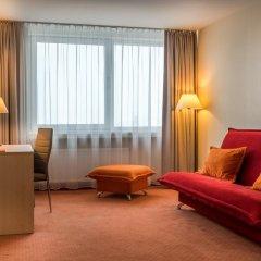 Panorama Hotel 3* Люкс с двуспальной кроватью фото 8