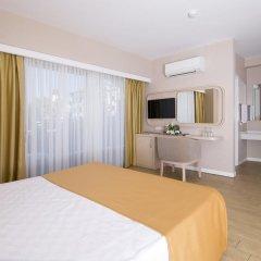Mirage World Hotel - All Inclusive 4* Стандартный номер с различными типами кроватей фото 8