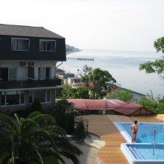 Гостиница ВатерЛоо в Сочи 3 отзыва об отеле, цены и фото номеров - забронировать гостиницу ВатерЛоо онлайн пляж