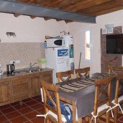 Отель Cabañas Diaz Felices Вейнтисинко де Майо питание