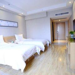 Отель Insail Hotels Railway Station Guangzhou 3* Номер Делюкс с различными типами кроватей фото 5