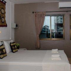Отель Allstar Guesthouse 2* Стандартный номер разные типы кроватей фото 8