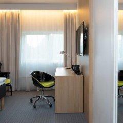 Thon Hotel Bergen Airport 3* Стандартный номер с различными типами кроватей фото 5