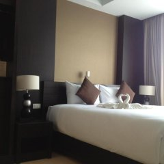 Отель Demeter Residence Suites Bangkok 3* Студия Делюкс фото 2