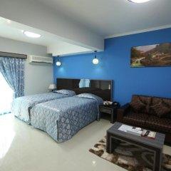 Panorama Bur Dubai Hotel 2* Стандартный номер с различными типами кроватей фото 8