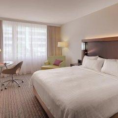 Отель Courtyard by Marriott Zurich North 4* Стандартный номер с различными типами кроватей фото 4