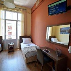 Отель Orestias Kastorias 2* Стандартный номер с различными типами кроватей фото 8