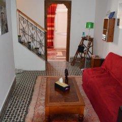 Отель Tanger Chez Habitant Марокко, Танжер - отзывы, цены и фото номеров - забронировать отель Tanger Chez Habitant онлайн комната для гостей фото 5