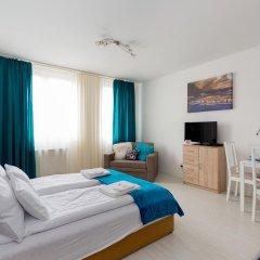 Апартаменты Sun Resort Apartments Студия с различными типами кроватей фото 3