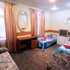 Мини-Отель Северная Стандартный номер с 2 отдельными кроватями (общая ванная комната) фото 2