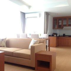 Отель Demeter Residence Suites Bangkok 3* Люкс фото 17