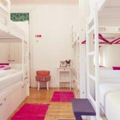 Lisbon Chillout Hostel Кровать в женском общем номере фото 4