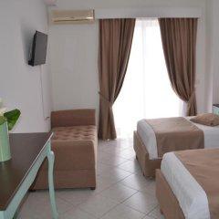 Epirus Hotel Саранда комната для гостей фото 4