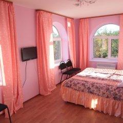 Гостиница Соловецкая Слобода комната для гостей фото 9