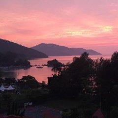 Отель Bayview Beach Resort Малайзия, Пенанг - 6 отзывов об отеле, цены и фото номеров - забронировать отель Bayview Beach Resort онлайн приотельная территория