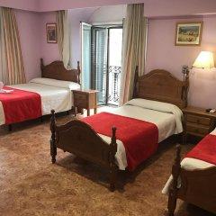 Отель Hostal Playa комната для гостей фото 4