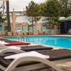 Гостиница Bellagio бассейн фото 4