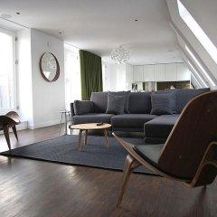 Отель Hop Art House Serviced Apartments Великобритания, Лондон - отзывы, цены и фото номеров - забронировать отель Hop Art House Serviced Apartments онлайн интерьер отеля фото 2