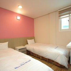 Dongdaemun Hwasin Hostel Стандартный номер с 2 отдельными кроватями
