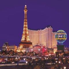 Отель Paris Las Vegas 4* Люкс с различными типами кроватей фото 4