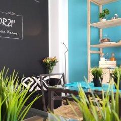 Отель Borzì City Center Rooms бассейн
