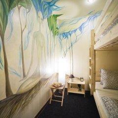 Art Hostel Contrast Номер категории Эконом с 2 отдельными кроватями (общая ванная комната) фото 2