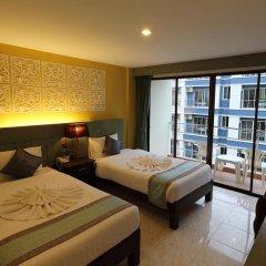 Ansino Bukit Hotel 3* Улучшенный номер двуспальная кровать фото 2