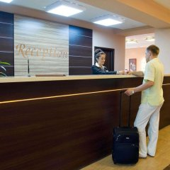 Гостиница Ильмар-Сити интерьер отеля
