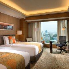 Отель InterContinental Saigon 5* Улучшенный номер с 2 отдельными кроватями фото 2