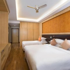 MiCasa Hotel Apartments Managed by AccorHotels 4* Номер Делюкс с различными типами кроватей фото 4