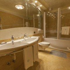 Отель Colomba D'Oro Верона ванная