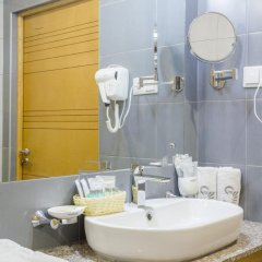 Курортный отель Санмаринн All Inclusive 4* Стандартный номер с двуспальной кроватью фото 17