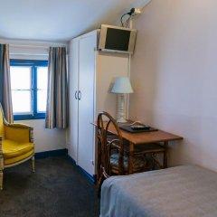 Отель Hôtel Exelmans 2* Стандартный номер с различными типами кроватей фото 3