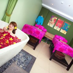Отель Ibis Styles Bali Benoa спа