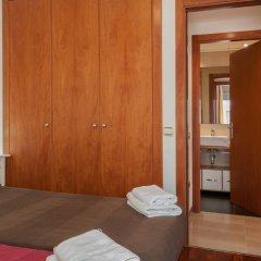 Апартаменты Vivobarcelona Apartments Capmany Барселона сейф в номере