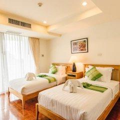 Отель Searidge Hua Hin By Salinrat Полулюкс с различными типами кроватей фото 10