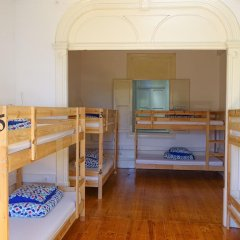 O2 Hostel Кровать в общем номере двухъярусные кровати фото 4