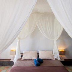 Отель Relax Beach Resort Candidasa 3* Улучшенный номер с различными типами кроватей фото 5